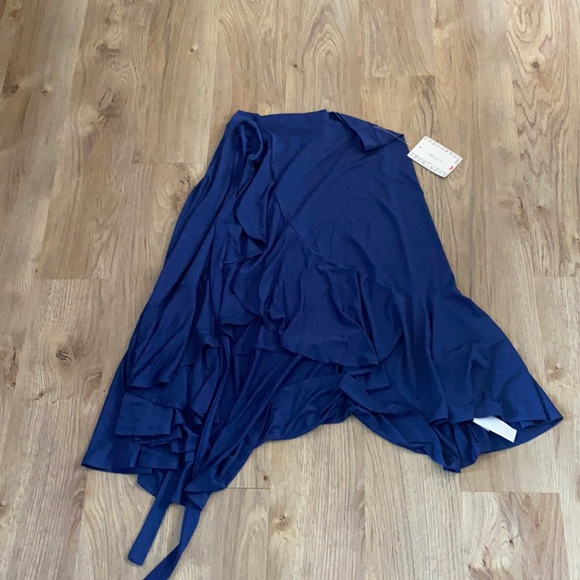 Bella wrap skirt
